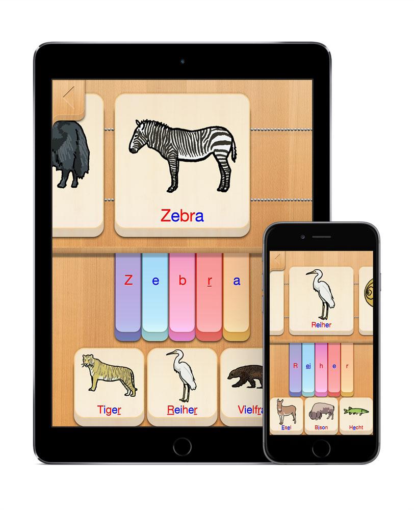 LiesMich für iPad und iPhone